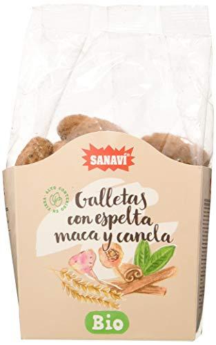 Sanavi Galleta Espelta Maca Y Canela 200 G 200 G 500 g
