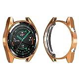 JIANPUXIANG TPU Funda para Huawei Watch GT 2 46mm Banda de Correa...