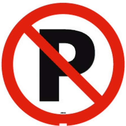リッチェル 面板125R-03N(駐車禁止) 94793