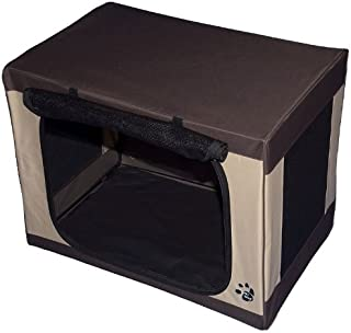 Pet Gear Travel-Lite Soft Crate for Cats and Dogs, Sahara