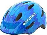 Giro Scamp MIPS 2021 - Casco de bicicleta infantil (talla XS, 45-49 cm), color azul