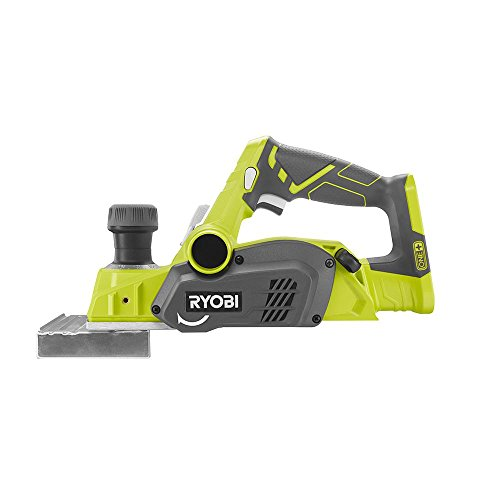 RYOBI 18-Volt ONE+ 3 1/4 IN. CORDLESS PLANER (BARE TOOL ONLY)