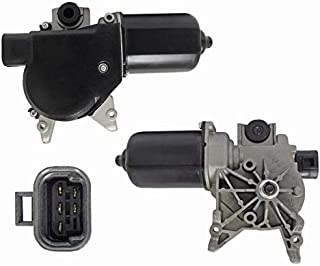 New Front Wiper Motor W/Pulseboard Module For 2002 Cadillac Escalade, Replaces GM 12365360, 12494772