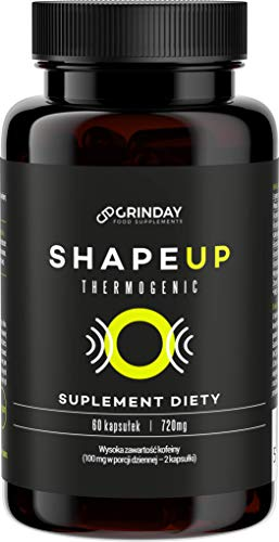 Grinday Shape Up Thermogenic | Fettverbrenner | Fat Burner |...