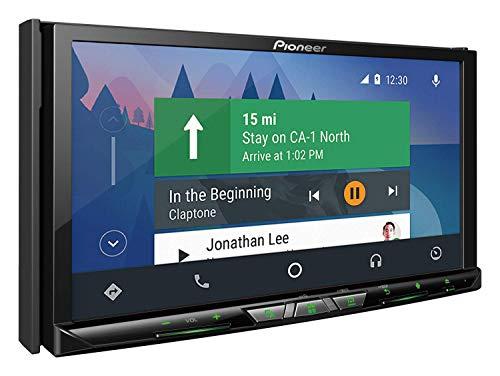 Pioneer AVIC-Z830DAB Mediacenter, Navigatore, Wi-Fi, Touchscreen da 7 pollici, collegamento a smartphone, Bluetooth, Apple CarPlay, vivavoce, 2 USB, DAB/DAB+, equalizzatore grafico a 13 bande