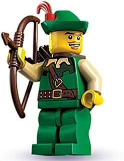 LEGO 8683 Minifigures Series 1 - Forestman Archer