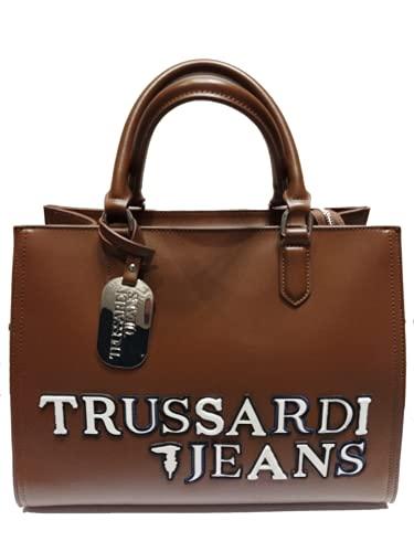 Trussardi Jeans Borsa marrone donna ragazza