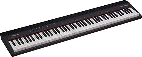 Roland GO-88P Digital Piano, Un clavier complet 88 touches