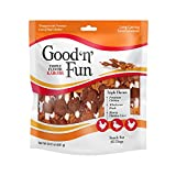 Good'N'Fun Triple Flavored Rawhide Kabobs For Dogs, 24 oz | 36 count (P-94187)