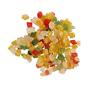 Ensalada de frutas de fruta confitada - Pezzella - Oferta 24 piezas