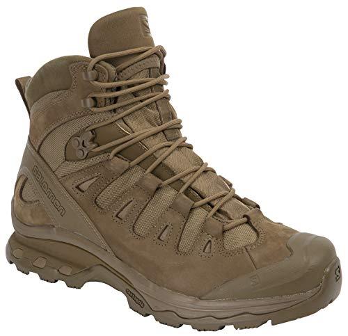 Salomon Unisex Quest 4D Forces 2 Boots, Coyote, 10.5