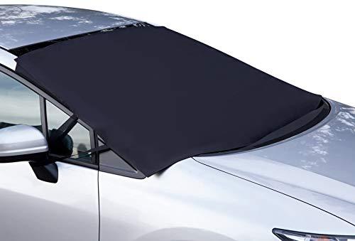 OxGord Windshield Snow Cover Ice Removal Wiper Visor Protector All Weather Winter Summer Auto Sun Shade