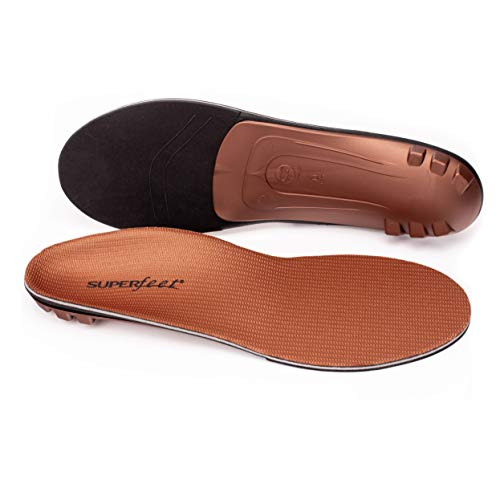 Superfeet COPPER, Memory Foam Comfort plus...