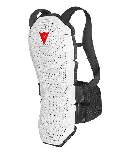 Dainese Erwachsene Safety Manis Winter 65 Ski Protektor, Weiss, XL