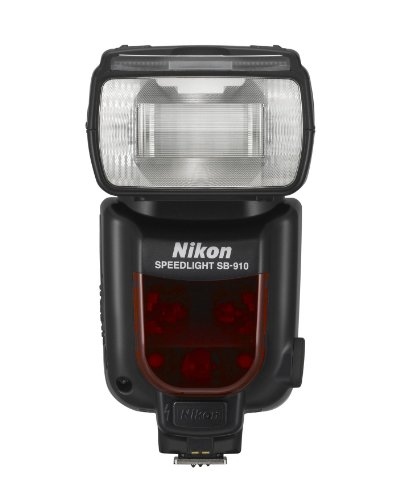 Nikon SB-910 Speedlight Flash for Nikon Digital SLR Cameras