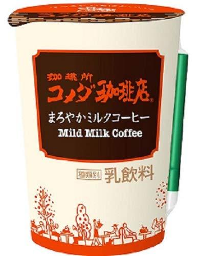 【冷蔵】トーヨー コメダ まろやかミルクコーヒー 290mlX10本