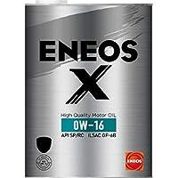 ENEOS X エネオス エックス 0W-16 4L缶×6缶入り ケース販売