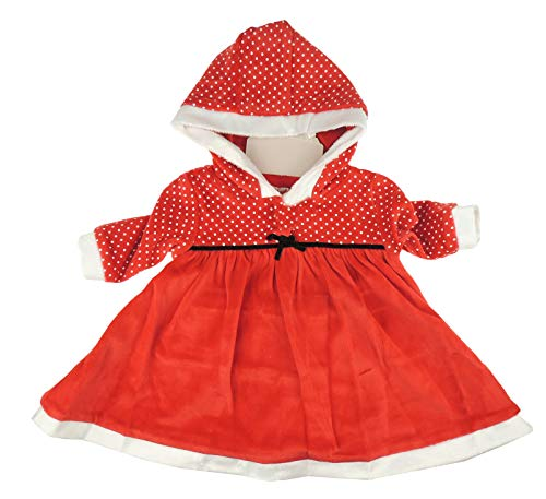 Feestelijke Kerstmis Winter Rood Wit Stip Baby Meisjes Romper Jurk Hoodie Mevrouw Santa Claus Outfit