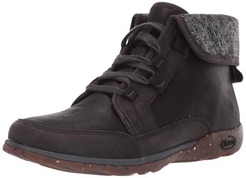 Chaco womens Barbary Fashion Boot, Black Iron, 7.5 US