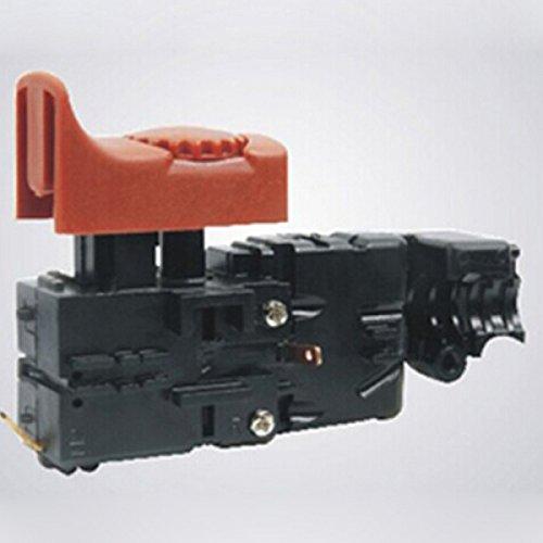 Interruptor con regulador de velocidad para taladro Bosch GSB 13RE, GSB 16RE, GSB 18–2RE, 1800–2RE, 650RE