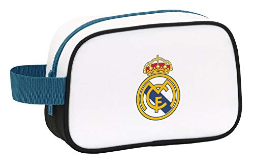 Real Madrid 2018 Sac à Dos Loisir, 22 cm, 2 liters, Multicolore (Multicolor)