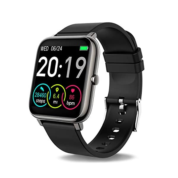 Smart Watch, Fitness Tracker with 1.4inch Full Touch Screen, Smartwatch for Men Women...