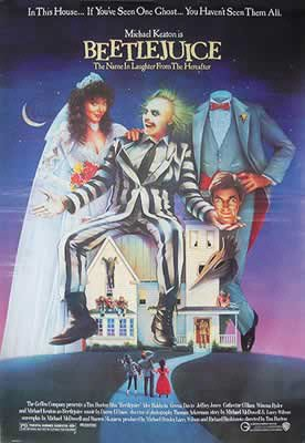 Top 10 beetlejuice movie poster 24×36 for 2020