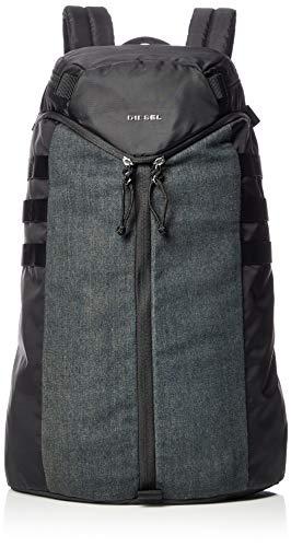 (ディーゼル) DIESEL メンズ バッグ リュック YANKI DENIM YANKI BACK - backpack X06537P0594 UNI (Free) インディゴブルー