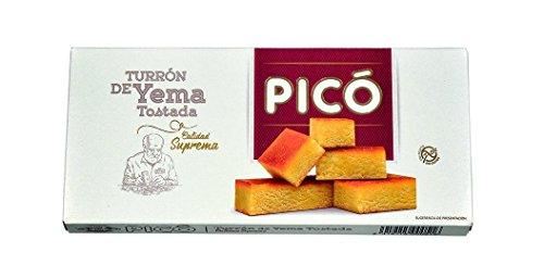 Pico Turrón Yema Tostada, 200 g