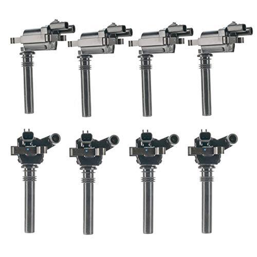 Set of 8 Ignition Coils Pack for Dodge Ram 1500 2500 3500 Durango Magnum Jeep Grand Cherokee