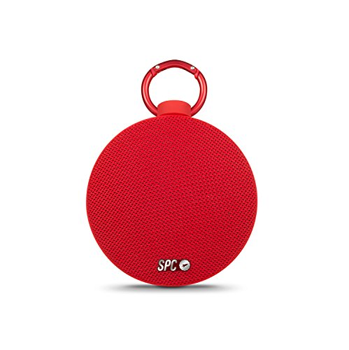 SPC UP - Speaker altavoz bluetooth portátil - Color Rojo