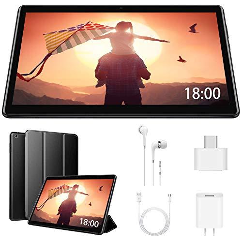 Tablet 10 Pulgadas Buenas 4GB RAM 64GB ROM Android 9.0 Pie Tablet PC 10