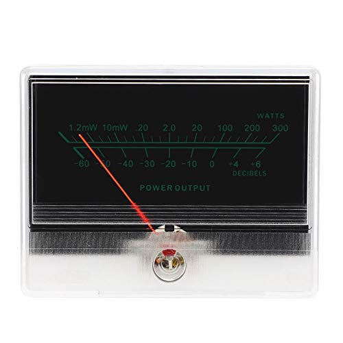 Outbit VU Meter - TN ‑ 90A ‑ BGB ‑ S0160 VU Meter Db Level Header Preamplificatore Audio Amplificatori di Potenza con retroilluminazione