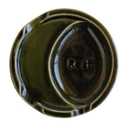 箸休め フォレスト 緑 HA-FO 箸置き スプーンレスト 薬味入れ 醤油入れ 漬物入れ 箸置き おしゃれ 箸置き 小皿 小皿兼用箸置き カトラリーレスト 醤油皿 豆皿 薬味皿
