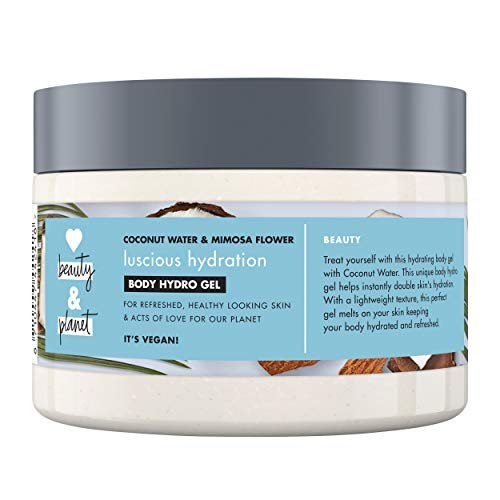 3. Love Beauty and Planet - Hidrogel corporal