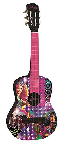 Lexibook - K2000BB - Barbie Akustikgitarre