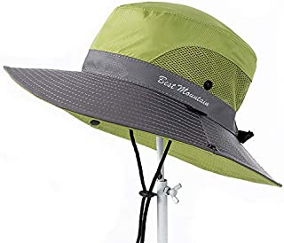 Quanshijie Outdoor Sunscreen Shade Bucket Hat Ultraviolet-Resistant Foldable hat Mountaineering hat