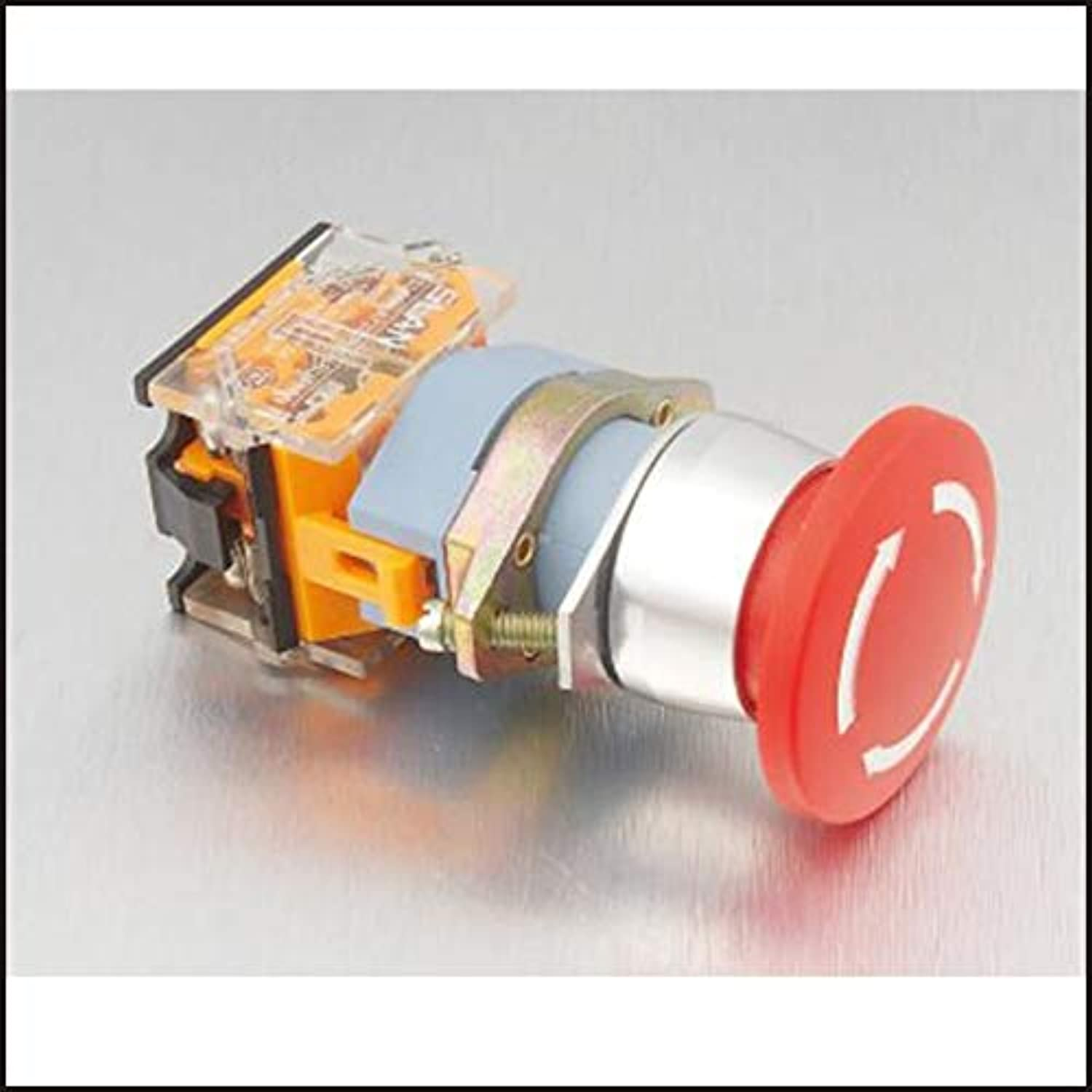 Switch Push Button Switch AC24V Flat Button redary knob Key Button Rocker Switch Mushroom Stop Self Locking knob LA3911Z