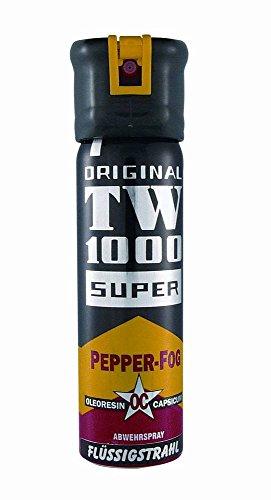 Hoernecke Pfefferspray TW 1000 - Sprühstrahl Super