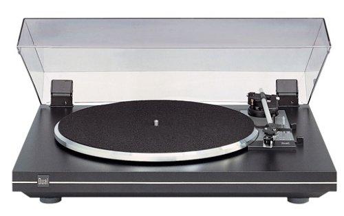 Dual CS 415 2 Plattenspieler schwarz