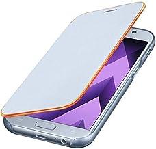 Samsung Galaxy A7 2017 (A720) Neon Flip Cover - Blue