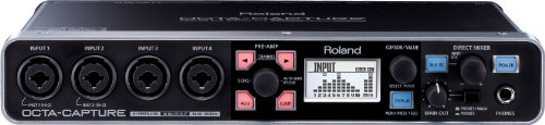 Roland UA-1010 OCTA-CAPTURE 10-input, 10-output Hi-speed USB Audio Interface