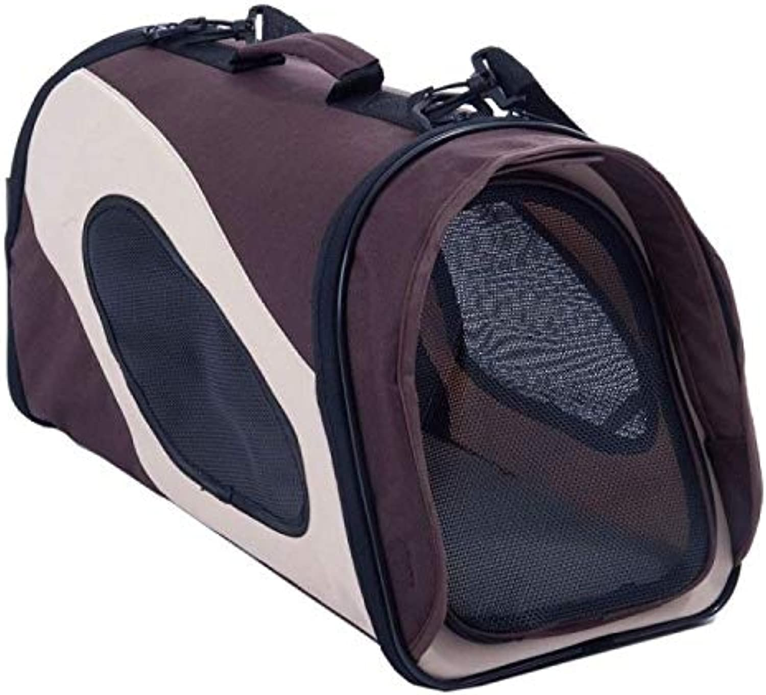 Generic  Bag Travel Bag Travel rier Bag Cat Car t Car Trai Holiday Carry Puppy Animal Holiday Carry Pup Pet Dog Carrier Shoulder ry Pup Train Vet