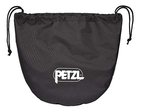 PETZL Funda para Vertex y Capa, Unisex Adulto, Negro, One Size