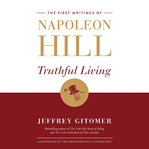 Truthful Living audiobook cover art