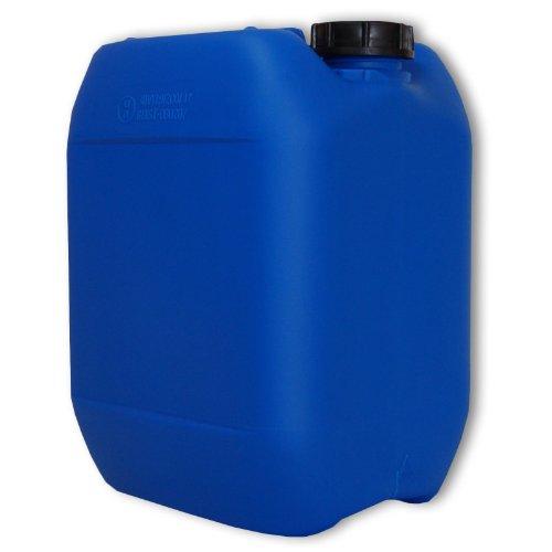 Wilai GmbH Lot de 30 bidons – Jerrican 10 L Bleu HDPE Ouverture DIN 51 qualité Alimentaire (30x22041)