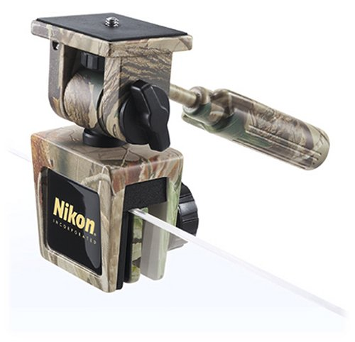 Nikon 7071 Team Realtree Binocular Window Mount