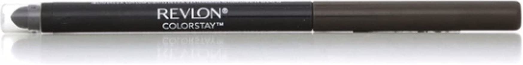 Revlon ColorStay Eyeliner Pencil, Black Brown [202], 0.01 oz (Pack of 5)