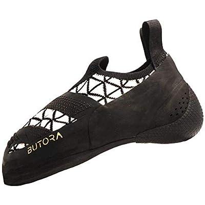 BUTORA Unisex Sensa White Climbing Shoe