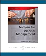 Analysis for Financial Management by Robert C. Higgins (2009-02-01)